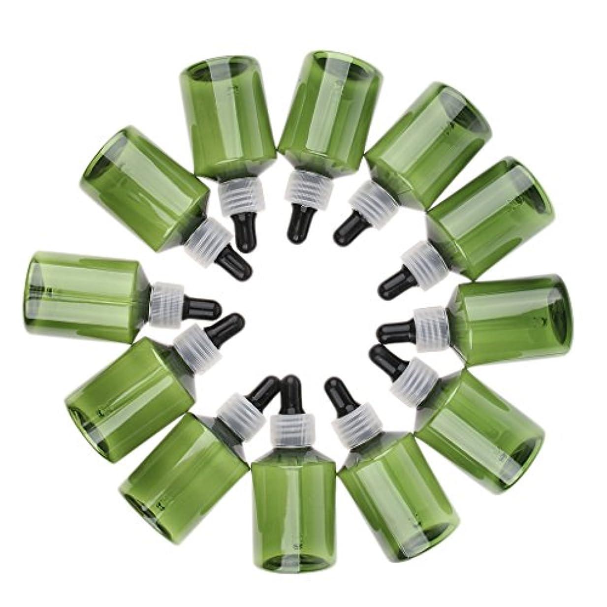 除外する偶然のアーティキュレーションドロッパーボトル エッセンシャルオイル 精油ボトル 小分け容器 詰め替え 50ml 6仕様選べ - クリアキャップブラックドロッパー