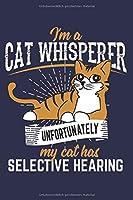 Katzen Besitzer Notizbuch: Ein lustiges Geschenk fuer alle Katzen Liebhaber