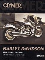 クライマーRepair Manual for Harley VロッドVRSC 02–07