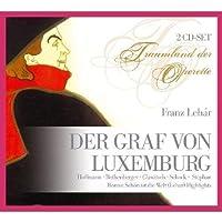 Lehar: Der Graf Von Luxenburg by F. Lehar