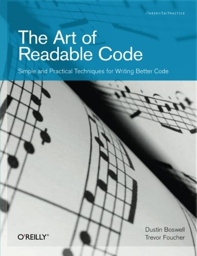 The Art of Readable Codeの詳細を見る