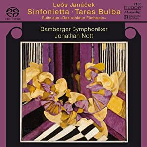 Janácek - Sinfonietta; Taras Bulba