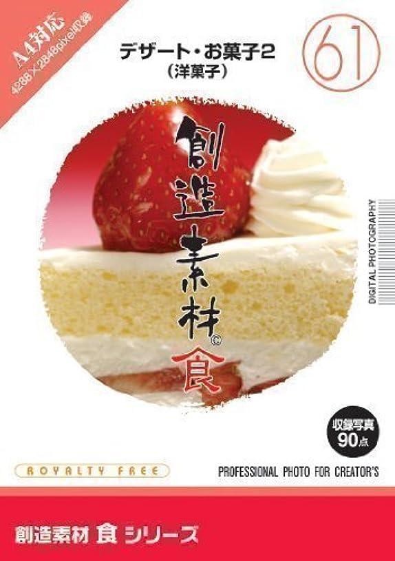 学習上にポンド創造素材 食(61) デザート?お菓子2(洋菓子)