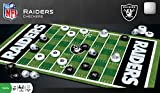 MasterPieces NFL Sports Checkers, Black, 8