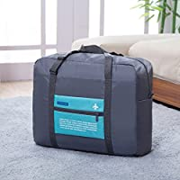 Tahitte Packable Travel Duffel Sport Bag Foldable Waterproof Carry Storage Luggage Tote