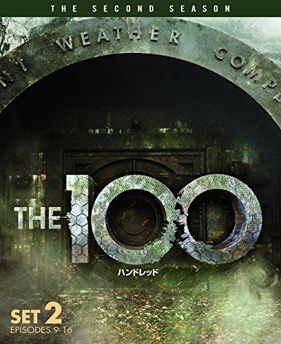 The 100/ハンドレッド〈セカンド・シーズン〉 後半セット[DVD]
