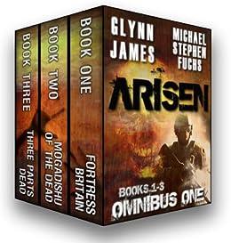 ARISEN, Omnibus One by [James, Glynn, Fuchs, Michael Stephen]
