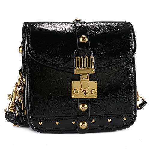 Christian Dior mini レディース ショルダーバッグ メッセンジャーバッグ 2way Oil wax 肩掛け 斜め掛け 冬人気モゴモゴグッズ 1835