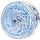 Yomega Raider YoYo - Clear / Blue Caps (AGES 8+)