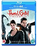 Hansel & Gretel: Witch Hunters (2D+3D) [Blu-ray] [Import]