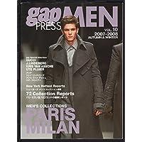 Gap press men(Vol.10(2007-2008 autumn & winter))