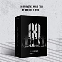 [KIHNO] MONSTA X 2019 World Tour - WE ARE HERE in SEOUL - KIHNO VIDEO + Folded Poster