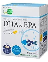 総合メディカル DHA&EPA(2.3g ×60 包)DHA含有精製魚油加工食品