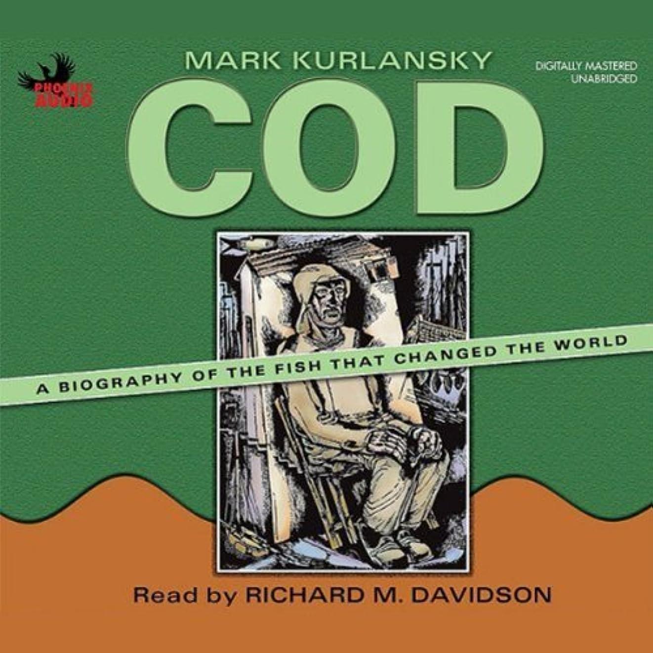フォークユーザーモードリンCod: A Biography of the Fish that Changed the World