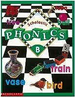 Scholastic Phonics Level B Workbook スカラスティック・フォニックスB ワークブック