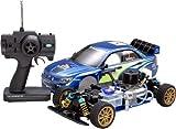タミヤ 1/10・完成品 エンジンカー・ラジコン No.33 スバル インプレッサ WRC モンテカルロ '07 (TNS-FDシャーシ)