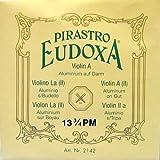 PIRASTRO EUDOXA 214241 バイオリン弦 オイドクサ A線 ガット/アルミ巻(線の太さ:13 3/4(標準))