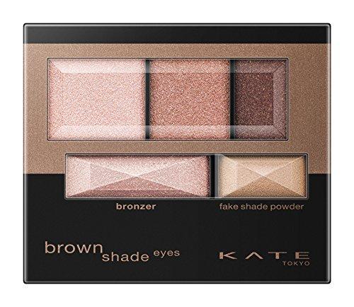 『ケイト アイシャドウ ブラウンシェードアイズN BR-3[セピア]』の1枚目の画像