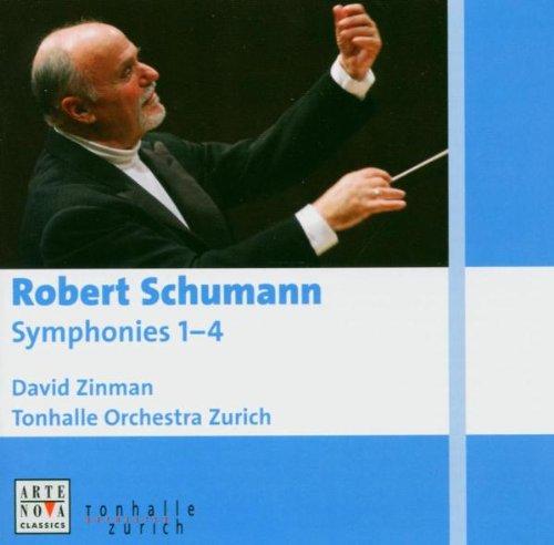 Symphonies 1 - 4