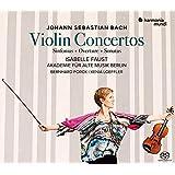 J.S.バッハ : ヴァイオリン協奏曲   シンフォニア   序曲とソナタ集 (Johann Sebastian Bach : Violin Concertos ~ Sinfonias   Overture   Sonatas / Isabelle