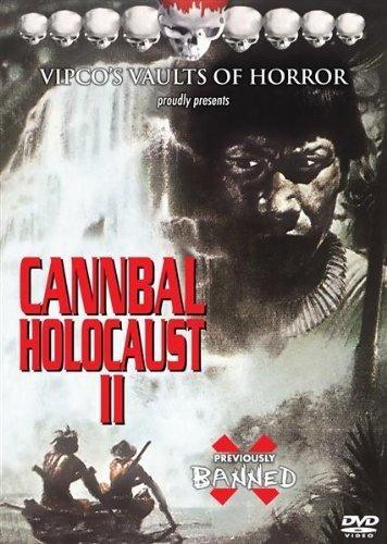 Cannibal Holocaust 2 (DVD Region Free) by Marco Merlo