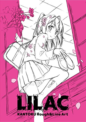 LILAC  KANTOKU Rough&Line Art #1