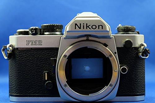 Nikon ニコン NEW FM2 シルバー
