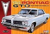 リンドバーグ 1/25 1964 ポンティアックGTO ハードトップ プラモデル