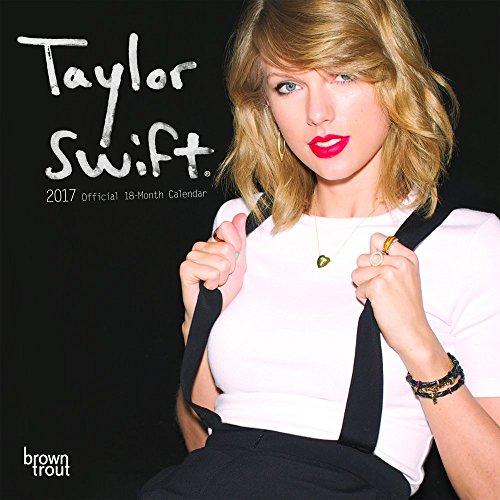 Taylor Swift 2017 Calendar (Mini Wall)