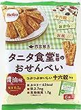 栗山米菓  タニタ食堂監修のおせんべい(十六穀)  96g×12袋