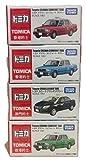トミカ 香港タクシー マカオタクシー 4台 セット 香港限定品