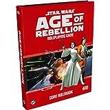 Fantasy Flight Games SWA02 Age of Rebellion: Core Rulebook Board Game
