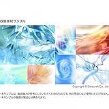 素材辞典 Vol.150 CGバックグラウンド ~ヒューマンテクノロジー編