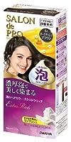 サロンドプロ 泡のヘアカラー・エクストラリッチ(白髪用)5A<ダークアッシュブラウン> × 30個セット