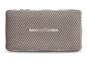 Harman Kardon ESQUIRE MINI ポータブルワイヤレススピーカー Bluetooth対応 ゴールド HKESQUIREMINIGLD 【国内正規品】