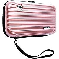 (トリップピッグ) TRIPPIG スマホ 通帳 ケース ポーチ/スーツケース 型 旅行 バッグ ミニ キャリーバッグ 全6色
