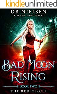 Bad Moon Rising 2巻 表紙画像