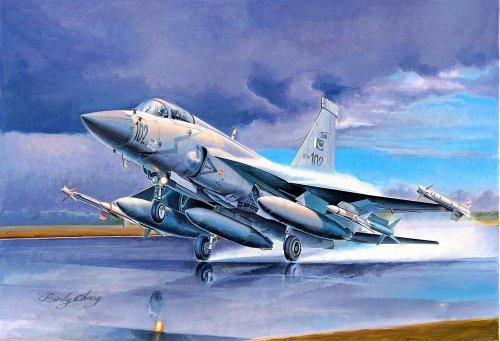 1/72 パキスタン空軍 JF-17 サンダー
