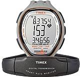 [タイメックス]TIMEX アイアンマン ターゲットトレーナー デジタルハートレートモニター タップスクリーン フルサイズ グレー T5K546 メンズ 【正規輸入品】