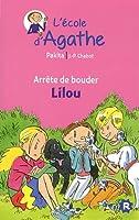 L'ecole d'Agathe/Les mercredis d'Agathe/C'est moi Agathe !: Arrete de bouder