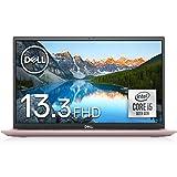 Dell モバイルノートパソコン Inspiron 13 5300 ピンク Win10/13.3FHD/Core i5-10210U/8GB/512GB SSD MI553A-ANLP