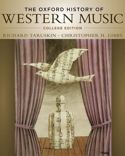 Download The Oxford History of Western Music: College Edition 0195097629