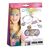 Charmazing Let's Get Started Bracelets - Heart Collection 2 [Floral] [並行輸入品]