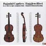 Paganini: 24 Caprices for Solo Violin Op.1