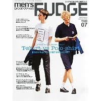 men's FUDGE (メンズファッジ) 2014年 07月号