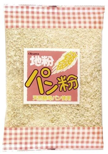 地粉パン粉 (150g) 【オーサワ】