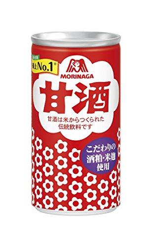 森永製菓 甘酒 190g×30本...