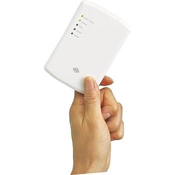 Wi-Fi接続150Mbpsバッテリー内蔵 モバイルルータ (DoCoMo/au/SoftBank/WILLCOM/イー・モバイル/iPhone 4対応) CQW-MRB