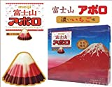 明治 富士山アポロチョコレート 144g 24粒入 スイーツ チョコレート