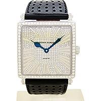 ROGER DUBUIS(ロジェデュブイ) ゴールデンスクエア 世界限定28本 ダイヤモンドモデル〔G40.14.0 GN1.7A 〕〔アフターダイヤモンド〕〔腕時計〕〔メンズ〕 [並行輸入品]